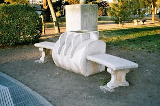 Photo: Salamone Plaza de Crnel Pringles