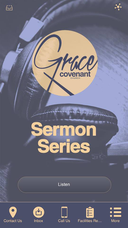Grace Covenant Church- screenshot