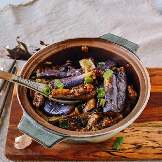 Cantonese Eggplant Casserole.