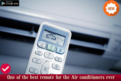 Air Remote Control - Universal