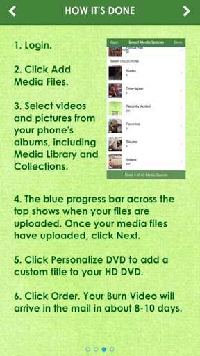 Burn Video -Your Videos on DVD 10.5.0 screenshots 4
