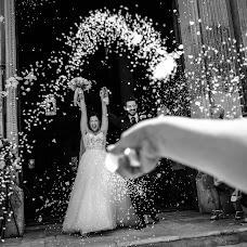 Vestuvių fotografas Alessandro Spagnolo (fotospagnolonovo). Nuotrauka 06.02.2019