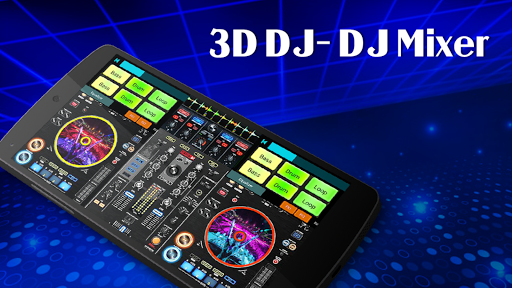 3D DJ Mixer - DJ Virtual Music 2020 screenshots 3