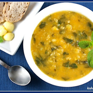 Purslane Soup Recipe