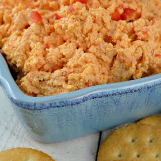 The Best Pimento Cheese Dip.