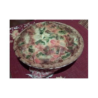 Quick Vegetable Quiche