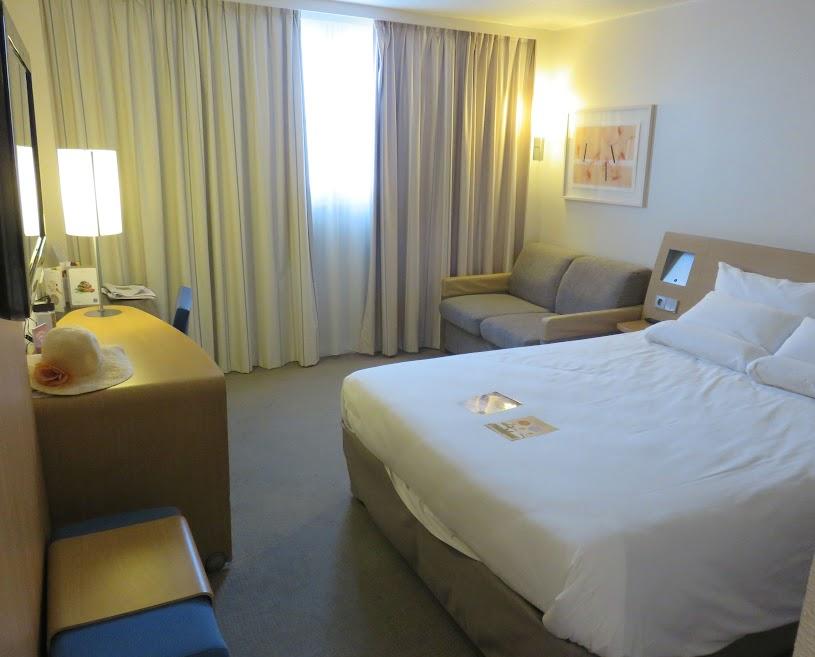 hotel review novotel lille centre grand place