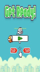 Flappy bird APK screenshot thumbnail 14
