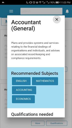 Gradesmatch App screenshot 6