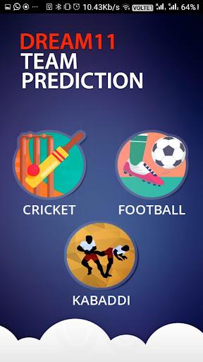 Dream11 Team Prediction 1.0 screenshots 2