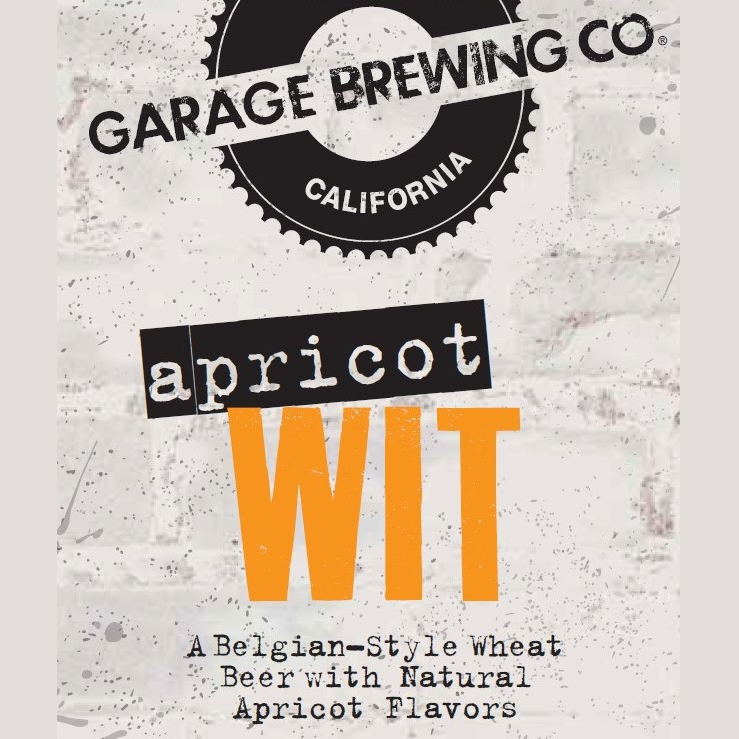 Logo of Garage Apricot Wit