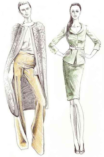 Fashion Sketch Ideas 1.0 screenshots 4
