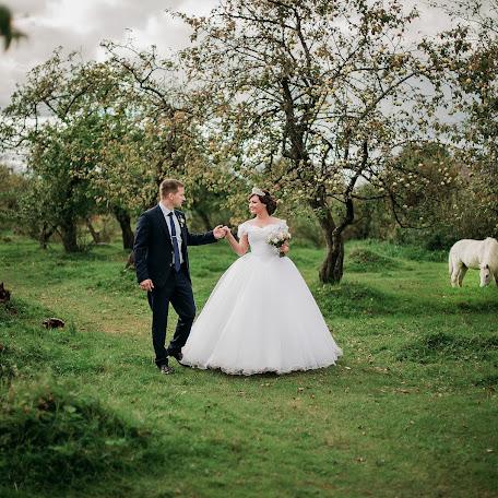 Wedding photographer Alena Komarova (AlenaKomarova). Photo of 21.12.2016
