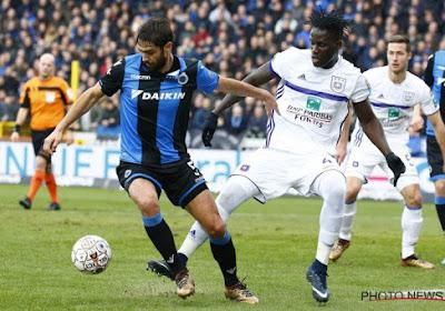 Anderlecht et Bruges en concurrence pour un défenseur roumain