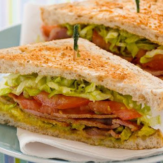 Recipe for BLT Sandwiches