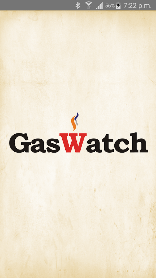 Gas Watch- screenshot