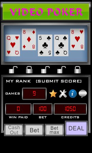 Video Poker 3.3.5 screenshots 2