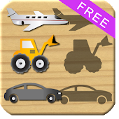 Wheels Puzzles For Kids Free