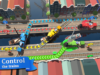 Train Conductor World 8