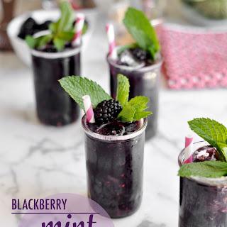 Blackberry Mint Julep