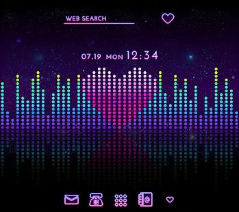 ハート壁紙 love equalizer google play のアプリ