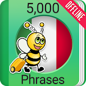 Speak Italian - 5000 Phrases & Sentences