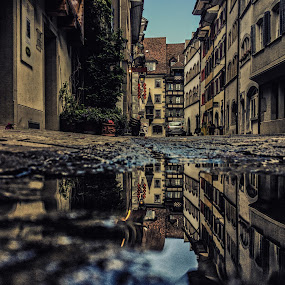 Puddleizer Alley by Jessica Meckmann - Instagram & Mobile iPhone