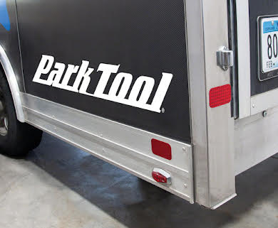 Park Tool Horizontal Logo Decal alternate image 0