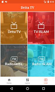 DritaTV - náhled