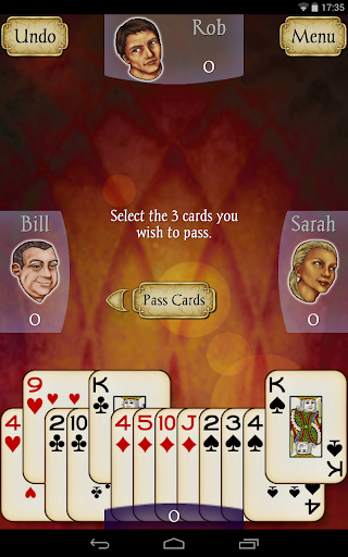 Hearts Free screenshot 13