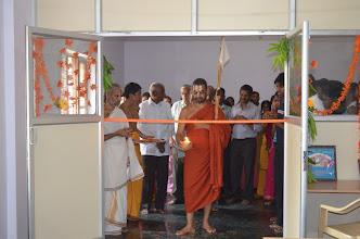 Photo: Computer Lab Opening (JIVA, Sri Ramanagar, AP, India - 2012 July 23)