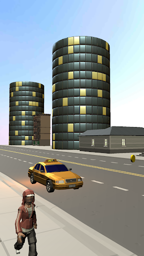 Télécharger Taxi Go - Crazy Driving 3D mod apk screenshots 1