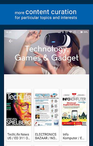 Gramedia Digital 5.2.1 screenshots 2