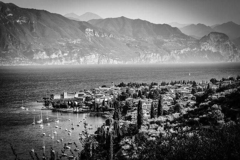 Garda lake di Alessandro Zaniboni Ph