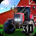 American Farm Simulator icon