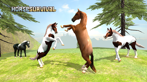 Horse Survival Simulator screenshot 1