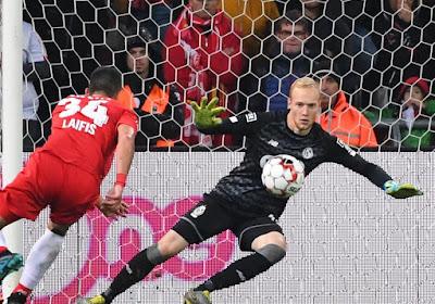 Bodart krijgt tegen Frankfurt nu ook in de Europa League zijn kans