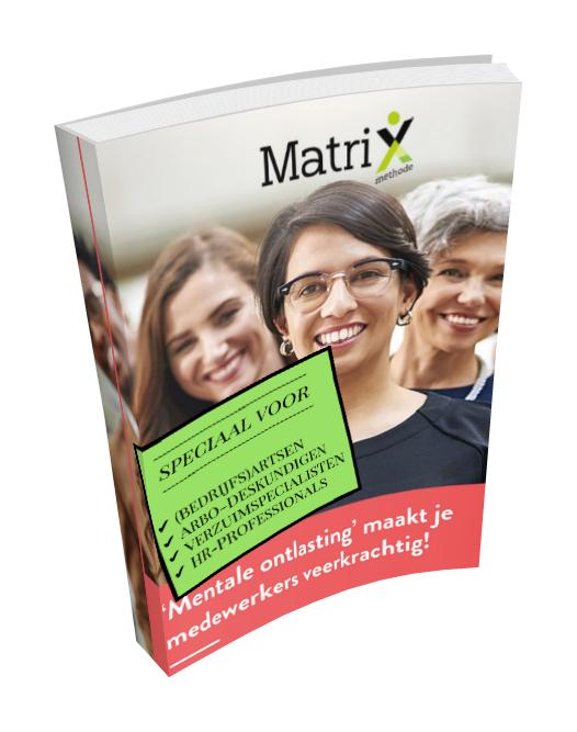 Digiboek Organisatie MatriXleerplein