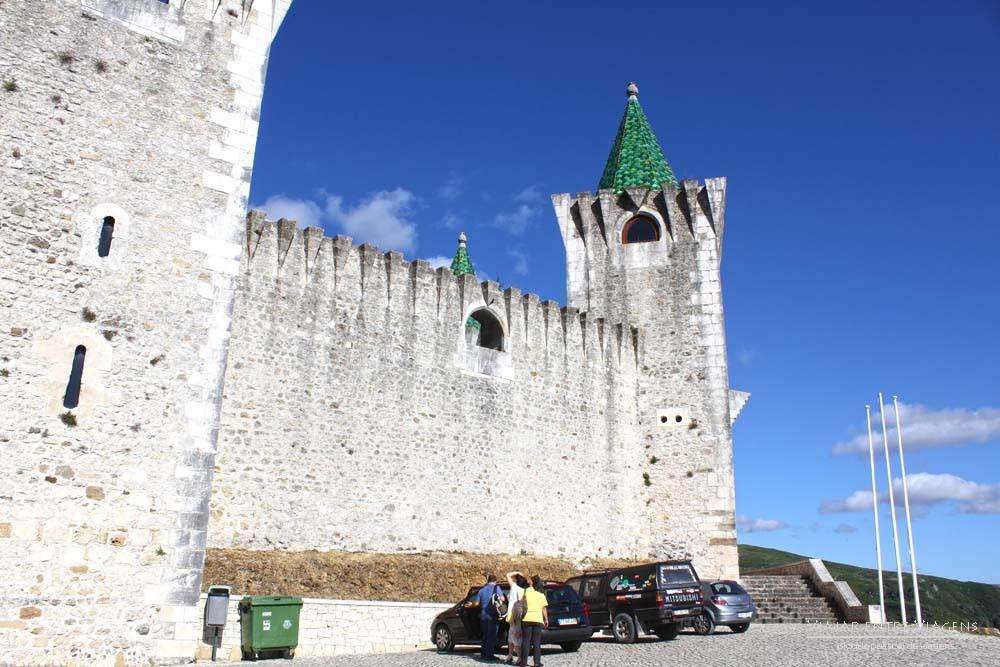 As mais belas fortalezas medievais e castelos de Portugal