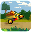 MotorBike Jungle Race icon