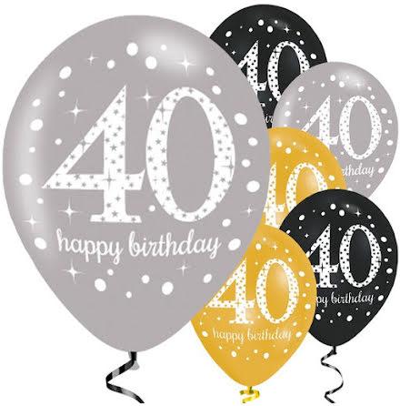 Ballonger - Sparkling celebration 40