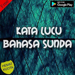 Kumpulan Kata Lucu Bahasa Sunda Ternow Dan Terbaik Google Play