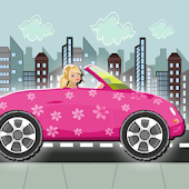 Traffic Racing for Barbie