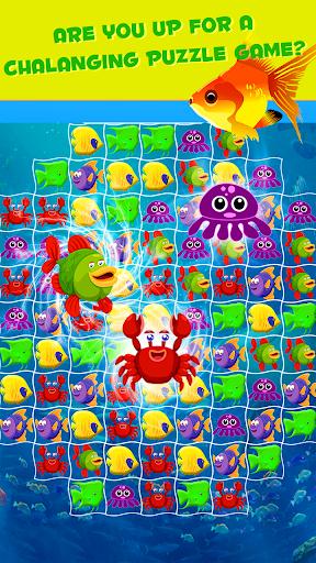 玩免費解謎APP|下載Ocean Puzzles - Fish Rescue app不用錢|硬是要APP