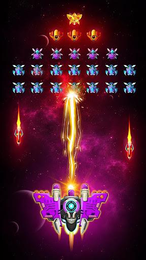 Code Triche Space Shooter: Les Envahisseurs Extraterrestres apk mod screenshots 5