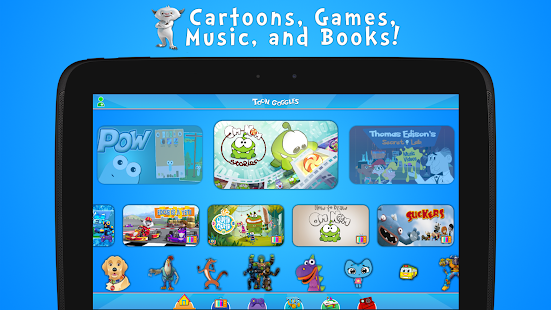 Toon Goggles Cartoons for Kids- screenshot thumbnail
