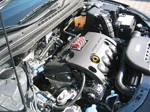 Photo: Motorraum