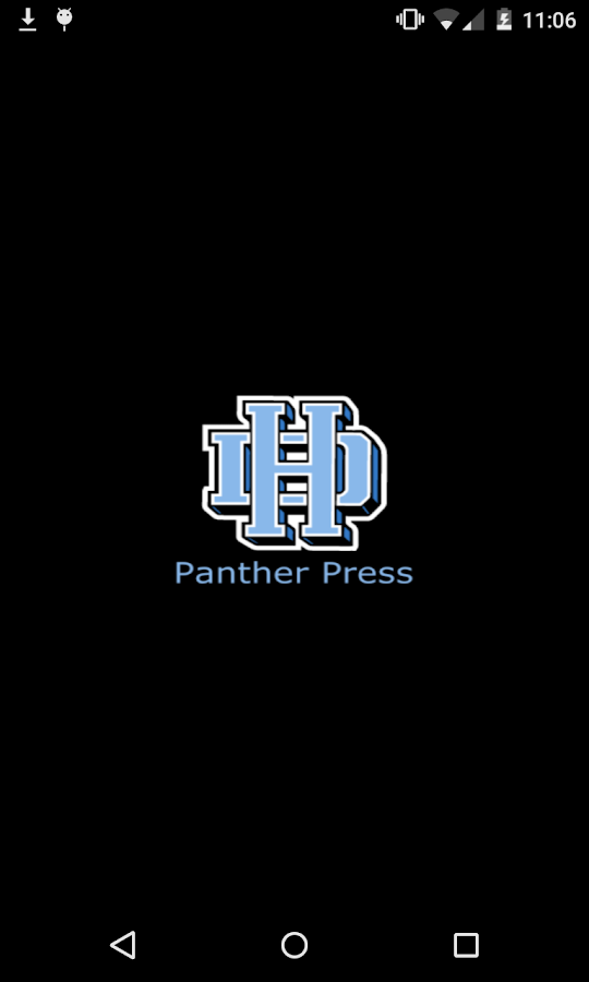 Panther Press Online - The App- screenshot