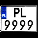 Tablice Rejestracyjne PL icon