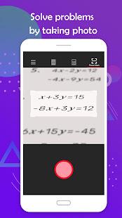 Math Calculator-Solve Math Problems by Camera